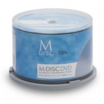 M-DISC™ DVD (50 Pack)